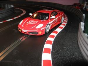 BBR's Ferrari F430, slot cars, savageonwheels