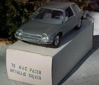 AMC pacer promo model, savageonwheels