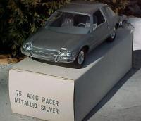 AMC pacer promo model, savageonwheels