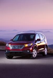 2012 Honda CR-V EX-L AWD, Honda CR-V