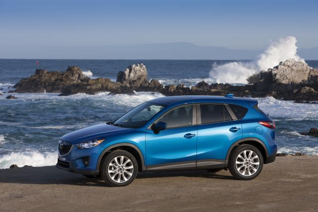 2013 Mazda CX-5 Grand Touring AWD | Savage On Wheels