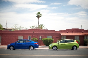 2012 Hyundai Accent Sedan and Hatchback, car reviews, savageonwheels