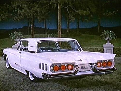 1960 Ford Thunderbird Savage On Wheels