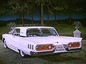 1960 Ford Thunderbird, 1960 ford thunderbird promotional model, promotional model review.