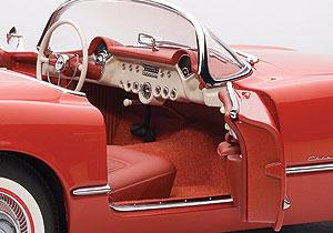 Diecast car review, Autoart '54 Vette