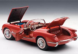 Diecast car reviews Autoart '54 Vette