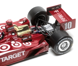 Chip Ganassi Racing, Dario Franchitti, savageonwheels
