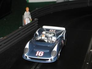 Monogram Lola Slot car, lola, slot cars, savageonwheels.com