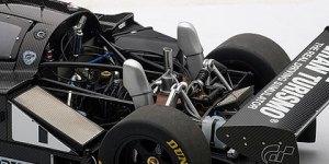 Autoart's Stealth LeMans winning Mazda, diecast car reviews