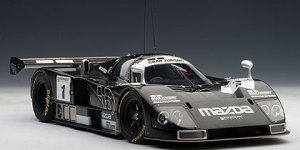 Autoart's Stealth LeMans winning Mazda, diecast car reviews