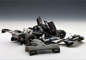 Autoart's Stealth LeMans winning Mazda, diecast car revierws