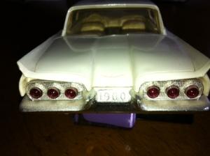 Ford Thunderbird, Thunderbird Promo Models, savageonwheels