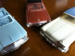 Dealer promotional models, promo models, american motors, pontiac, chevy, Rambler