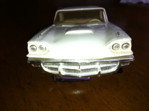 1960 Ford Thunderbird, Ford Thunderbird promo models