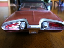 Chrysler Turbine, Chrysler Turbine Promo Model