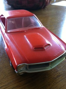 1970 AMC Javelin Promo Model, promotional model cars