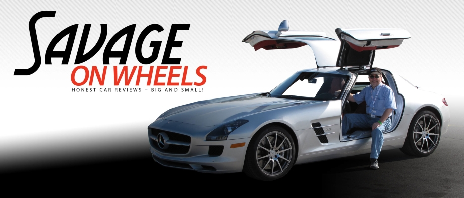 Savage on Wheels, Car reviews, promotional models, diecast cars