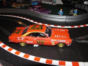 Revell-Monogram, Pearson's No. 17 Ford Fairlane, slot cars