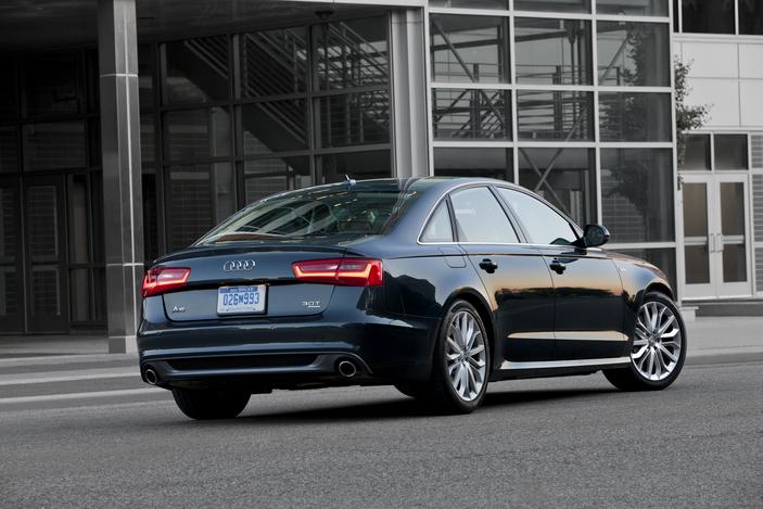 2012 Audi A6  Savage On Wheels