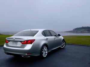 Lexus GS 350, car review, Lexus GS 350 review