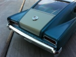 marlin promo model, 65 marlin, amc promotional model cars