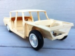 AMC Unibody construction, nash, american motors, promo models