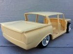 AMC Unibody construction, nash, american motors, promo models