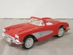 1958 Corvette promotional model car, 58 vette, chevrolet corvette, chevy, promotional model reviews, SavageOnWheels.com