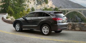 New 2013 Acura RDX AWD
