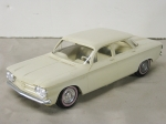 corvair promo model, chevy corvair, general motors, chevy, rear engine cars, compact cars