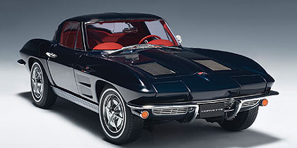 Die Cast Autoart 1963 Chevrolet Corvette Sting Ray