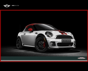2012 John Cooper Works MINI Cooper Coupe