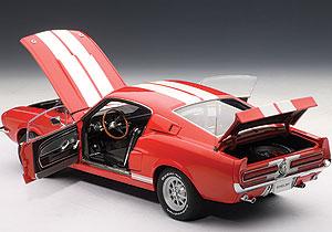 1967 Mustang by Autoart