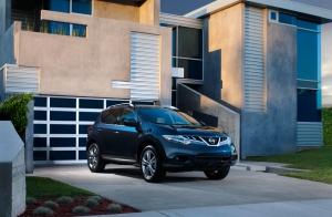 Nissan Murano exterior