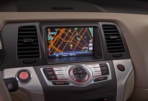 Murano navigation system