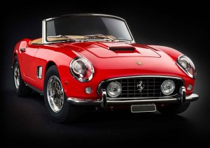 Ferrari 250 California convertible