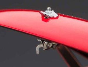 Ferrari 250 trunck latch