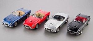 CMC Ferrari California models