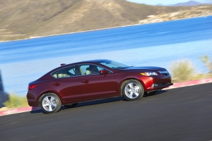 profile of 2013 Acura ILX