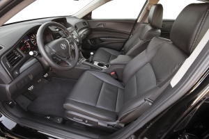 Acura ILX interior and seats