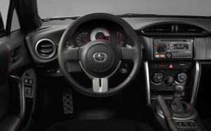 Scion FR-S dash