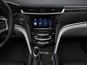 Cadillac Cue system