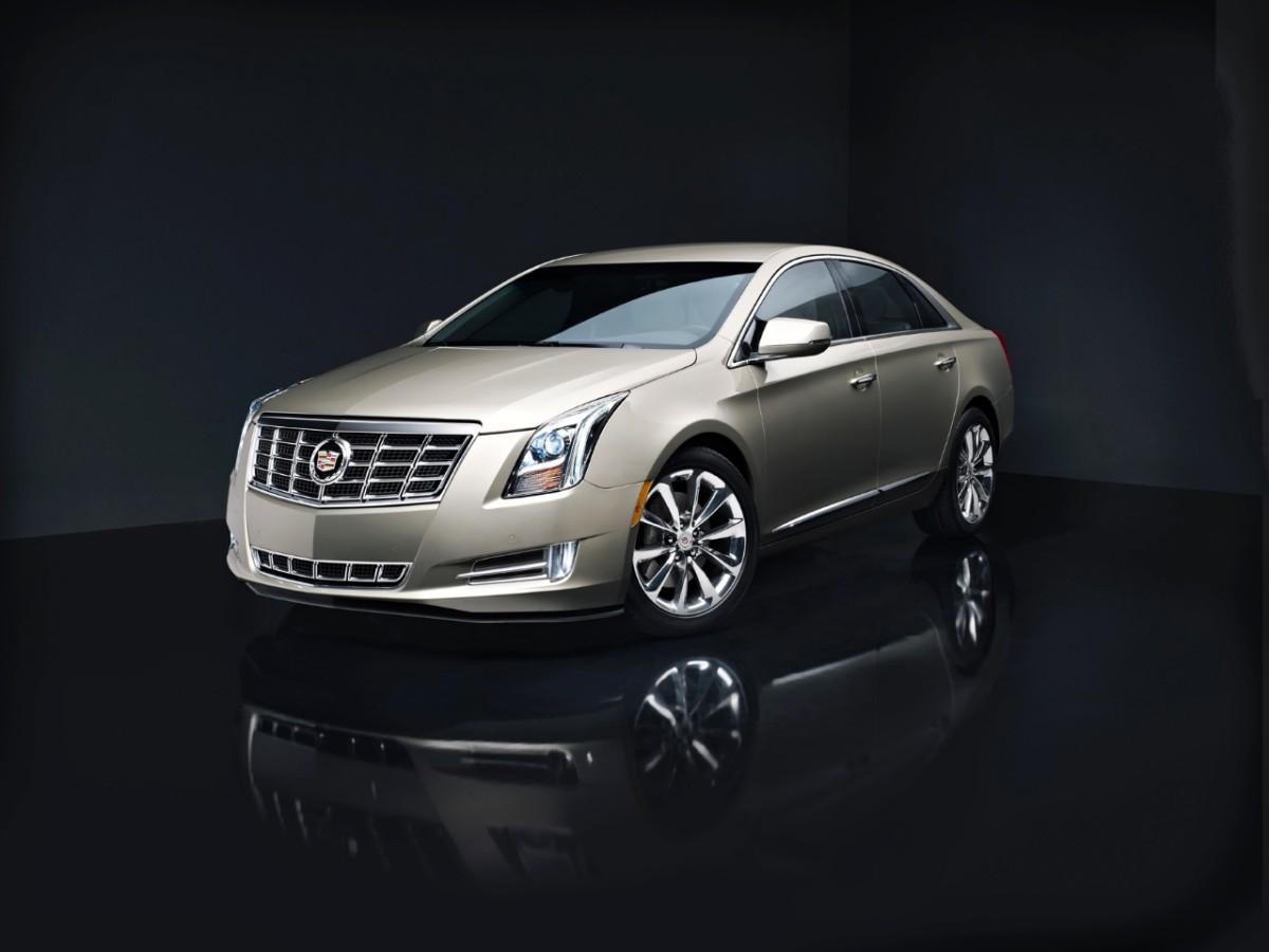 2013 Cadillac XTS AWD Platinum   Savage On Wheels