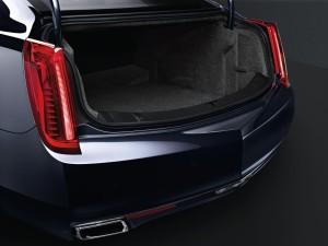 Cadillac XTS trunk