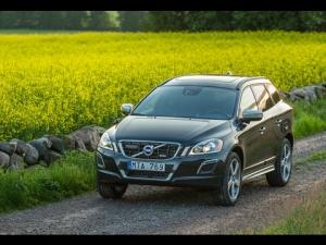 Volvo XC60 exterior