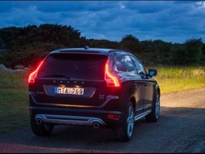 Volvo XC60 rear end
