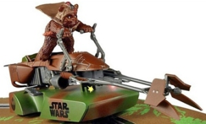 ric Star Wars Speeder_Ewok, star wars, battle of endor, savageonwheels.com