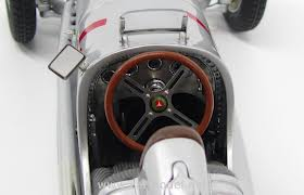 Interior Mercedes W25 racer
