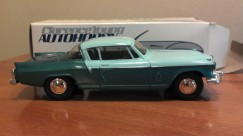 Studebaker promo models, studebaker golden hawk, savageonwheels.com