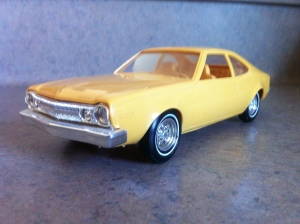 Amc hornet, american motors association, promotional model cars, promo model cars savageonwheels.com